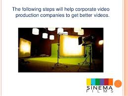 Nyc Production Companies Corporate Video Production Companies In New York Steps To Getting Bet U2026
