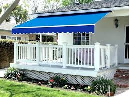 Sunsetter Patio Awning Lights Sunsetter Patio Awning Lights Exterior Retractable Awning With