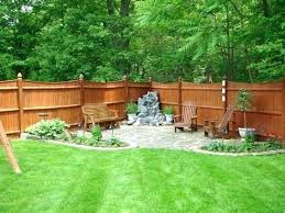 Ideas For Backyard Landscaping On A Budget Cheap Landscape Design Backyard Landscape Design Ideas Images