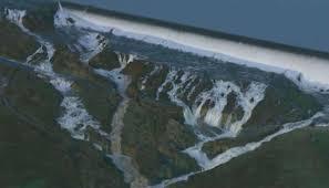188 000 evacuated near oroville dam spillway cbs san francisco