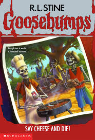 Goosebumps Cuckoo Clock Of Doom Say Cheese And Die Goosebumps Wiki Fandom Powered By Wikia