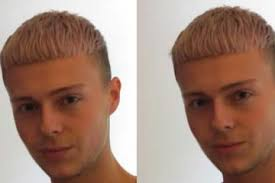 360 view of mens hair cut quiff hairstyle video sam way show us how men style fashion