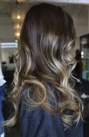 does hair look like ombre when highlights growing out ombre can t wait for my hair to grow out so it will look like a