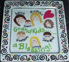 painted platters personalized 38 best personalized painted family plates platters images on