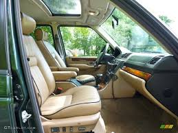 range rover interior lightstone interior 1999 land rover range rover 4 0 se photo