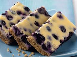 10 delicious diabetic desserts blueberry cheesecake bars