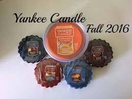 Fall Scents Yankee Candle New Fall 2016 Scents Youtube