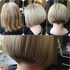 front and back views of chopped hair 60 cool short hairstyles new short hair trends women haircuts 2017