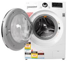 lg wd14130fd6 washer dryer combo true steam appliances online