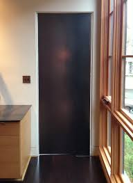Double Swing Door Flux Design Custom Fabrication In Portland Or