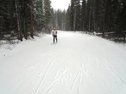 christmas eve skiing at cnc