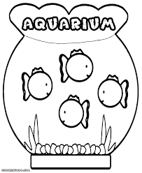 aquarium fish coloring pages and omeletta me