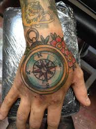 tattoo compass hand 100 awesome compass tattoo designs compass tattoo tattoo hand and