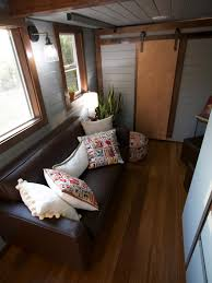 Four Lights Tiny House Tiny Luxury Hgtv