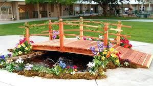 backyard bridges small garden bridges 3 foot miniature garden bridge small garden