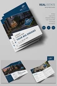 indesign templates free brochure brochure design templates pdf free 16 real estate