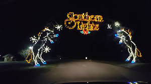 drive thru christmas light displays near me southern lights 2017 drive thru christmas lights display at the