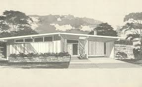 Midcentury Modern House Plans - 1960s house plans christmas ideas free home designs photos