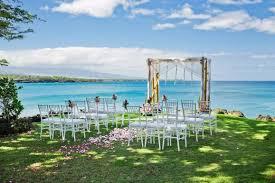 wedding venues in island big island hotels hapuna wedding venues