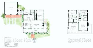 traditional floor plan fred l sweeney architect aia residential santa barbara classic