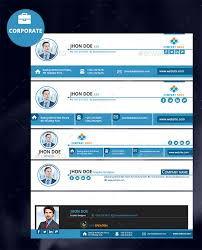 15 corporate email signature templates u2013 free samples examples