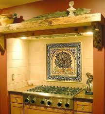 kitchen mural ideas kitchen design tile mural jersey mediterranean kitchen
