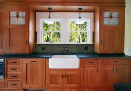 Mission Style Bathroom Vanity by Craftsman Style Bathroom Cabinets Within Kitchen Cabinet Hardware