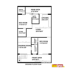 Floor Plan For Residential House Architectural Plans Naksha Commercial And Residential Project