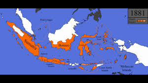 netherlands east indies map history of the east indies every year