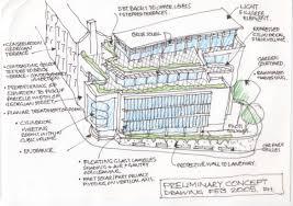 sketch design frankarchitecture