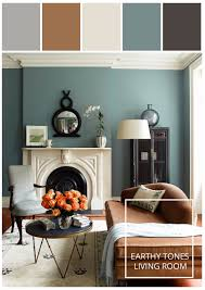small living room color combinations with fireplace ideas of