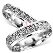 celtic wedding sets celtic knot engagement ring resolve40