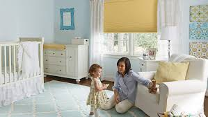 Nursery Blinds And Curtains by Decorating Chic Levolor Cellular Shades For Interior Design Ideas