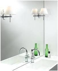 Best Lighting For Bathroom Mirror Best Lighting Above Bathroom Mirror En Suite Cloakroom Mirrors