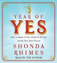 Blink Barnes And Noble Year Of Yes How To Dance It Out Stand In The Sun And Be Your Own