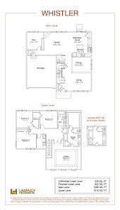 100 main level floor plans ranch style house plan 3 beds 2
