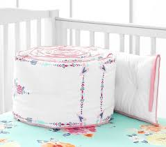 Next Crib Bedding Junk Country Blooms Baby Bedding Pottery Barn