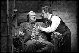 Young Frankenstein Blind Man Frankenstein Movies In The 1970s Mel Brooks U0027 Young Frankenstein