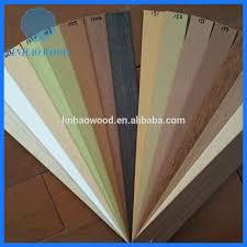 50mm wood shutter slats wood blind slats paulownia wood slats for