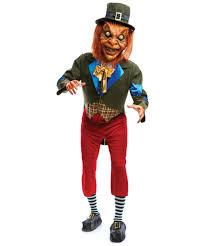 scary costumes for halloween leprechaun costume men halloween costumes