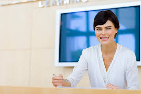 Front Desk Secretary Jobs by Good Qualities Of A Receptionist Career Trend