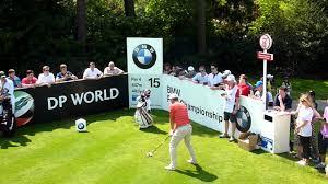 bmw golf chionships padraig harrington wentworth bmw chionships pro am golf