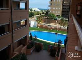 Inside Swimming Pool Apartment Flat For Rent In Oropesa Del Mar Iha 50899