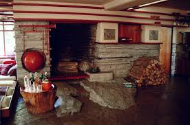 Frank Lloyd Wright Falling Water Interior Frank Lloyd Wright U0027s Fallingwater House Puts Nature Front And