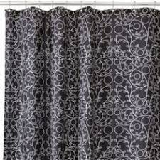 Target Paisley Shower Curtain - target home shower curtain euro gray 72x72