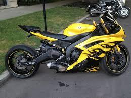2008 yamaha yzf r6 custom for sale on 2040 motos
