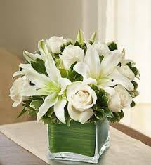 roses and lilies sha7 roses and lilies white in norman ok shaboo flowers gifts