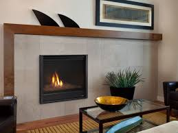 gas fireplace contemporary traditional closed hearth