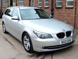 2010 bmw 520d se touring manual diesel 5dr estate 1 owner 81k full