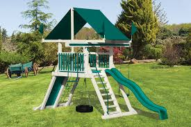 sk 5 mountain climber best kids backyard playset swing kingdom